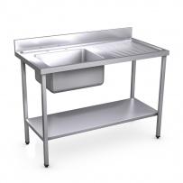 1200x 600mm Sink (Large Bowl)