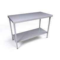 Stainless Steel Island Tables