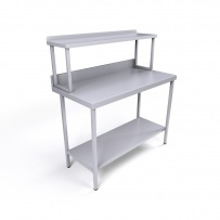 Stainless Steel Wall Tables & Gantry
