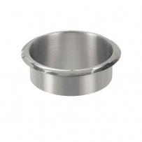 Stainless Steel Scrap Chute - Short