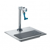 Glass Filler Tap & Drip Tray