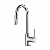 Kitchen Mixer - Pull Out Hose