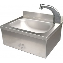 Sensor Operated Stainless Steel Hand Basin