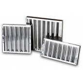 Baffle Filters (Box of 6) - 395 x 395mm