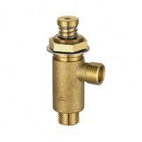 Brass Push Valve - FR8600