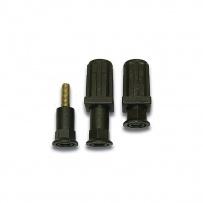 30 x 30mm Insert Bullet Feet (Box of 50)