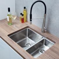 Domestic Undermount Sink Bowls
