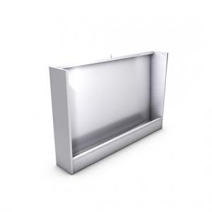 Trough Urinals - Floor Standing