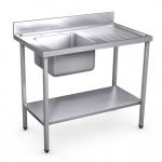 1000x 600mm Sink