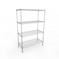 1220mm Chrome Wire Racking