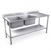 1800 x 700mm Sink