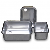 Electro-Polished Sink Bowls
