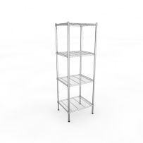 610mm Chrome Wire Racking