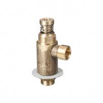 Brass Push Valve - GR138