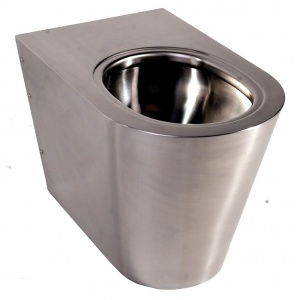 Stainless Steel Toilets