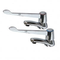 Long Lever Basin Taps