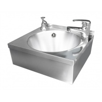 """12"""" Wash Hand Basin with tap and soap dispenser"""