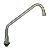 Stainless Steel Swivel Spout